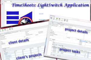 Timesheets: Project Management